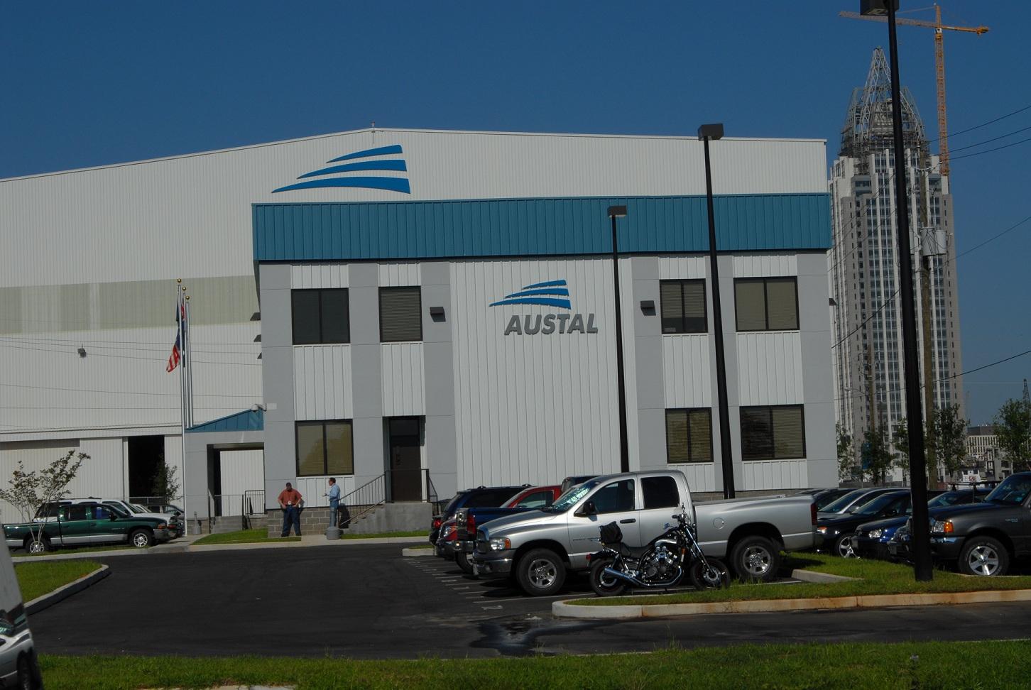 Austal Administratin Building