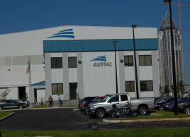 Austal Administratin Building