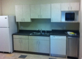 Navy Admin Bldg. - Kitchen/Breakroom