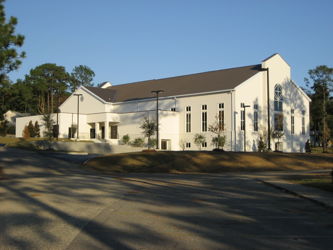 St. Paul\'s Multi-Purpose Building