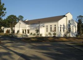 St. Paul's Multi-Purpose Building
